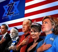 Länsimaat ovat lähes täysin sionistien hallinnassa.