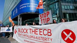 TTIP-sopimus on herättänyt vastustusta, eikä syyttä.