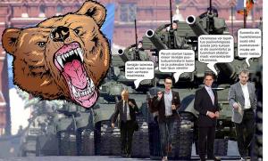 Suomen poliittinen johto tukee läntistä valtioterrorismia ja ärsyttää Venäjää. Puolueettomuuspolitiikka on heitetty kaivoon.