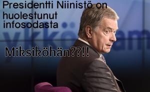Varatuomari Sauli Niinistö harhautti perustuslakivaliokunnan puheenjohtajan ominaisuudessa suomalaisia äänestäjiä ja Suomen eduskuntaa ennen EU-jäsenyyspäätöksiä vuonna 1994.
